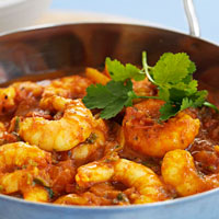 Праун Карри / Prawn Curry